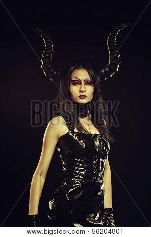 Horned Mistress