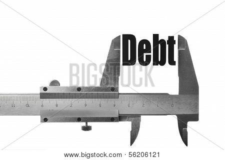 Measuring Debt