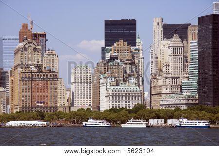 New York  Battery City Park