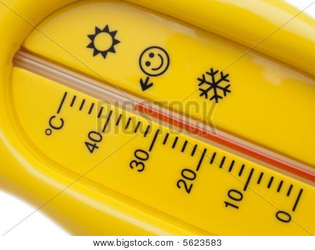 temperaturen thermometer
