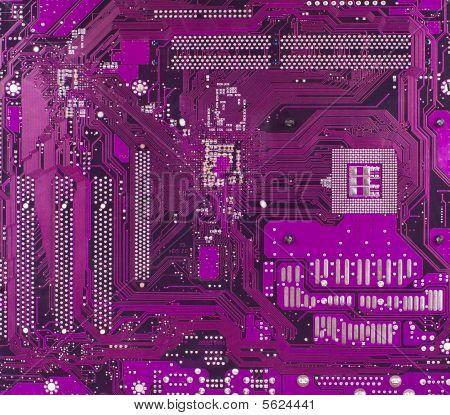 Violet Motherboard Surface