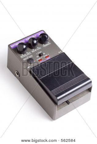 Analog Delay Efx Pedal