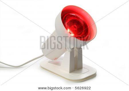 Lâmpada infravermelha