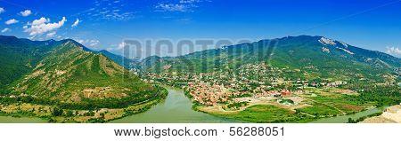 Mtskheta view