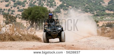Atv Quad Runner