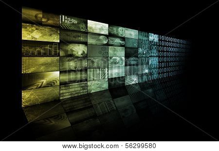 Business Services with Integrated Solutions as Art