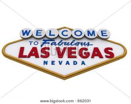 Las Vegas Sign 3