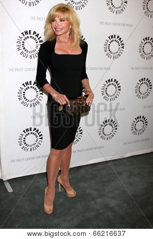 LOS ANGELES - JUN 4:  Loni Anderson at the Baby, If You've Ever Wondered: A WKRP in Cincinnati Reunion at Paley Center For Media on June 4, 2014 in Beverly Hills, CA