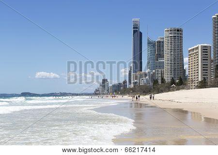 Gold Coast Surfers Pardise