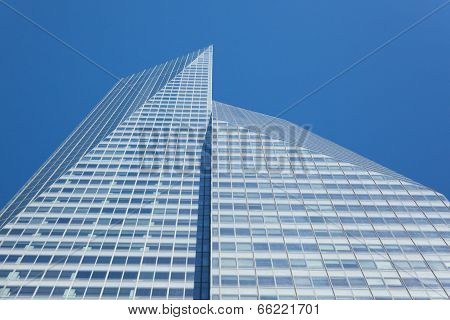 Manhattan Skycraper, New York  - Usa