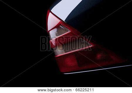 Luxury Car Rear Tail Light