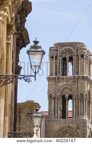 Chiesa Della Martorana In Palermo
