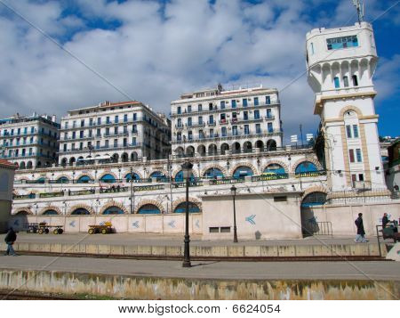 Algiers Capital City Of Algeria Country