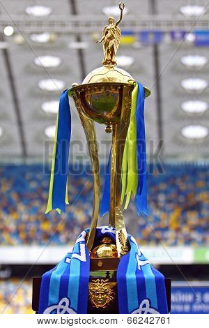 Ukraine National Football Trophy (cup)