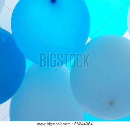 Celebration - Party Balloons Background