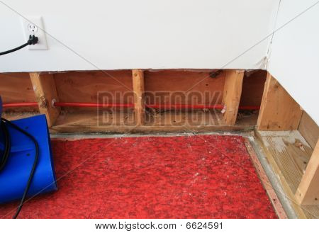 Drying Water Damage