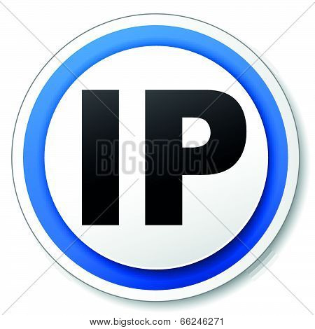 Vector Ip Icon