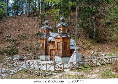 Chapel In Slovenia