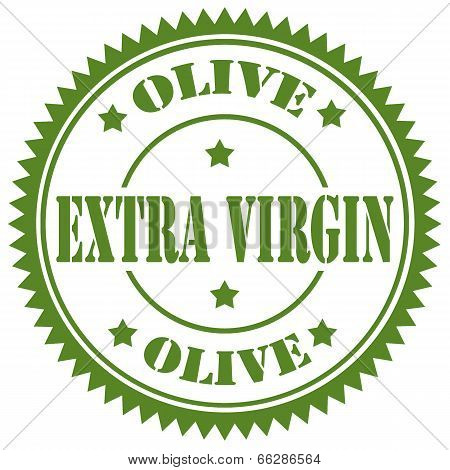 Olive Extra Virgin-stamp