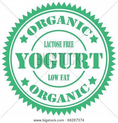 Yogurt-stamp