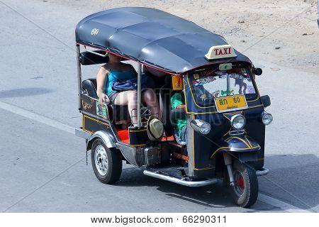 TUKTUK taxi chiangmai