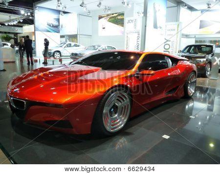 BMW Homage M1