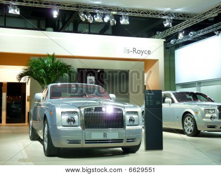 Rolls Royce Luxury Model