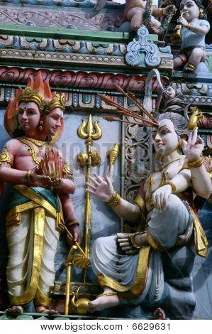 Hindu Temple Singapore