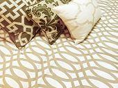 image of pillowcase  - Close - JPG