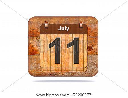 July 11.