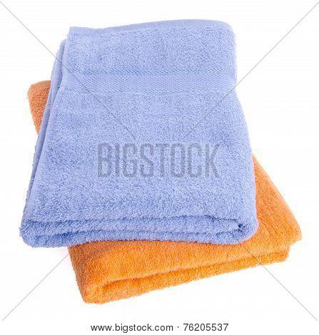 Towel, Towel On Background.