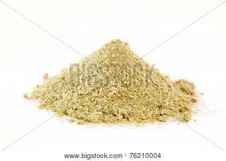 Dried Garlic Greens