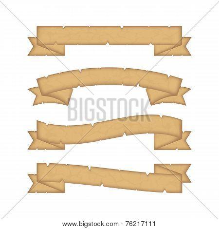 Parchment Ribbons