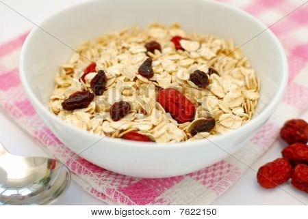 Healthy Oatmeal For Breakfast