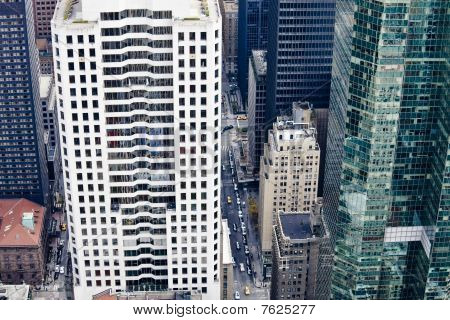 Manhattan Buildings.