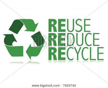 Recycle / vector