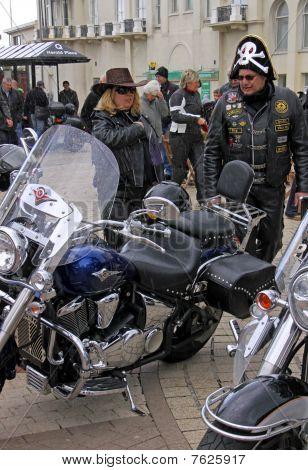 Motos y moteros