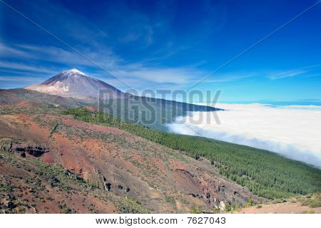Nice Photo Of Teide