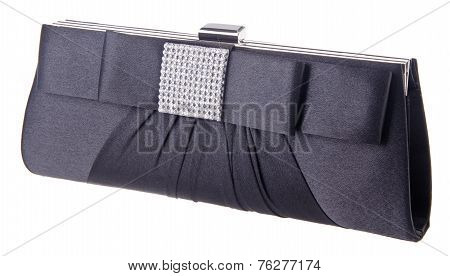Clutch Bag On Background