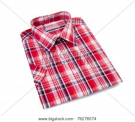 Shirt Isolated On Background