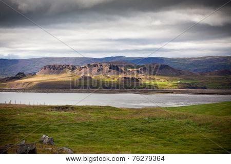 North Icelandic Landscape