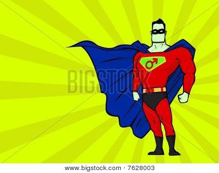 Basic Superman