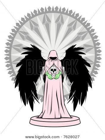 Wings of death