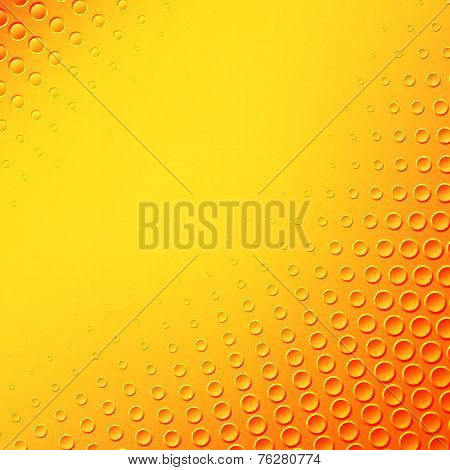 Abstract geometric techno background for your design