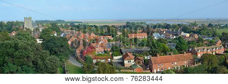 The Suffolk Village of Orford