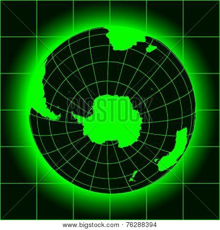 Antarctica Green