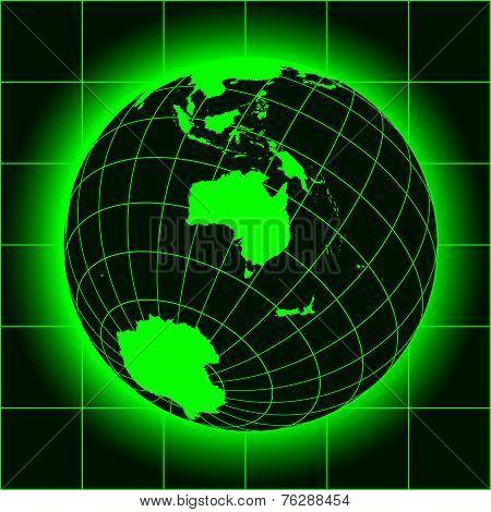 Australia Green