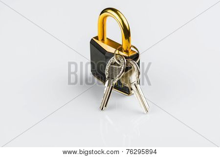 Hinged Lock
