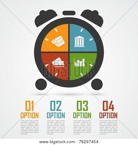 Alarm Clock Infographic