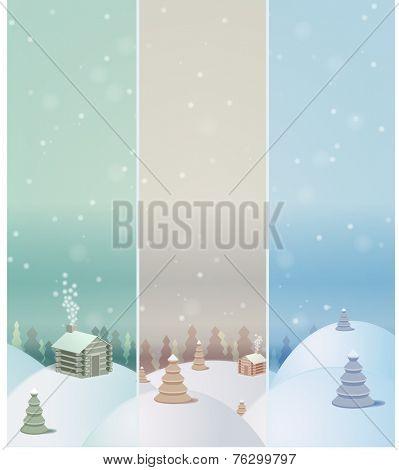 Vector. Christmas design.